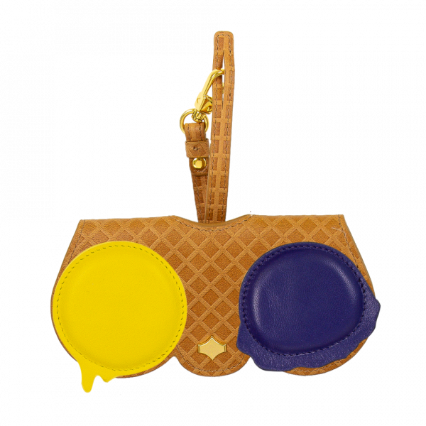 Anydi Suncover Waffle Lemon Flavour (Buy the flavours apart)