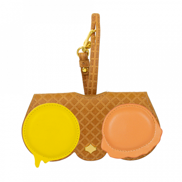 Anydi Suncover Waffle Peach Flavour (Buy the flavours apart)
