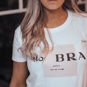 Dr Fake tshirt No Bra