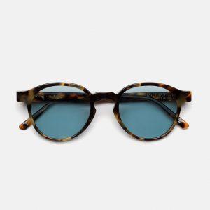 The Warhol Chetaah Blue lenses
