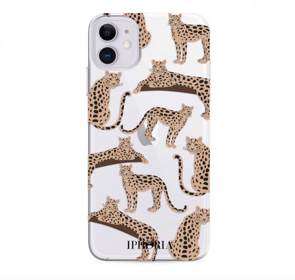Iphoria Phone case Leopard