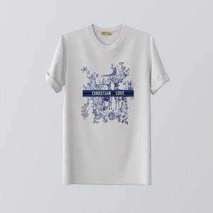 Dr. Fake Brand T-Shirt toile White